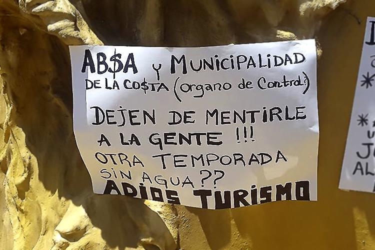 ABSA sin servicio
