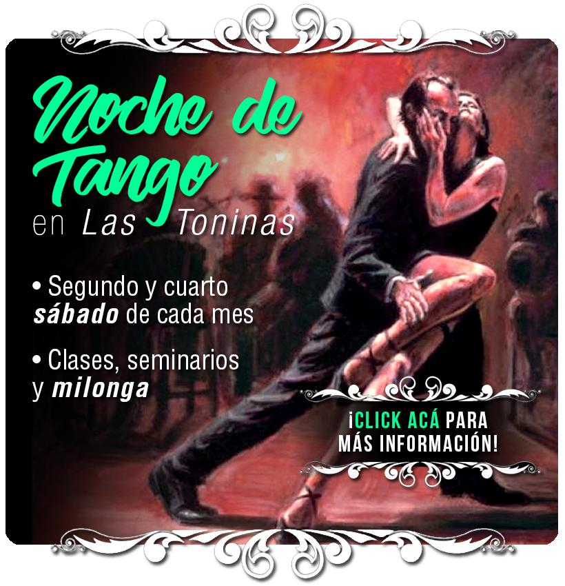 Noche de Tango en Las Toninas