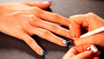 Jornada de diseño de uñas
