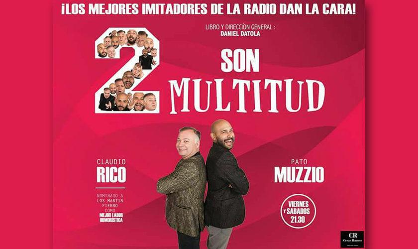 2 Son Multitud