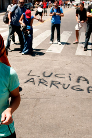 9 años Luciano Arruga