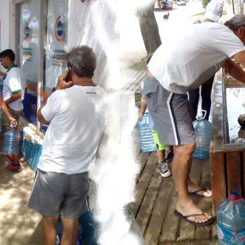 Agua potable Santa Teresita