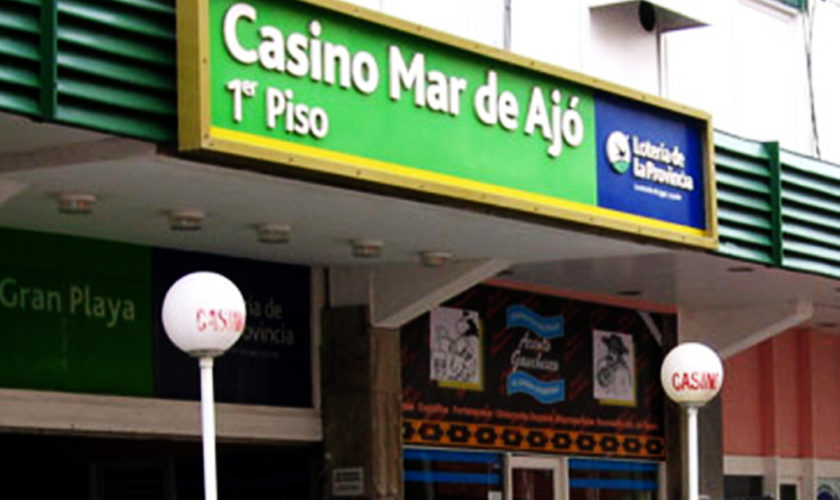 Despidos Casino Mar de Ajó
