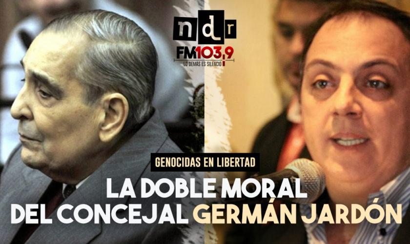Doble moral Germán Jardón