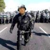 Macri represión