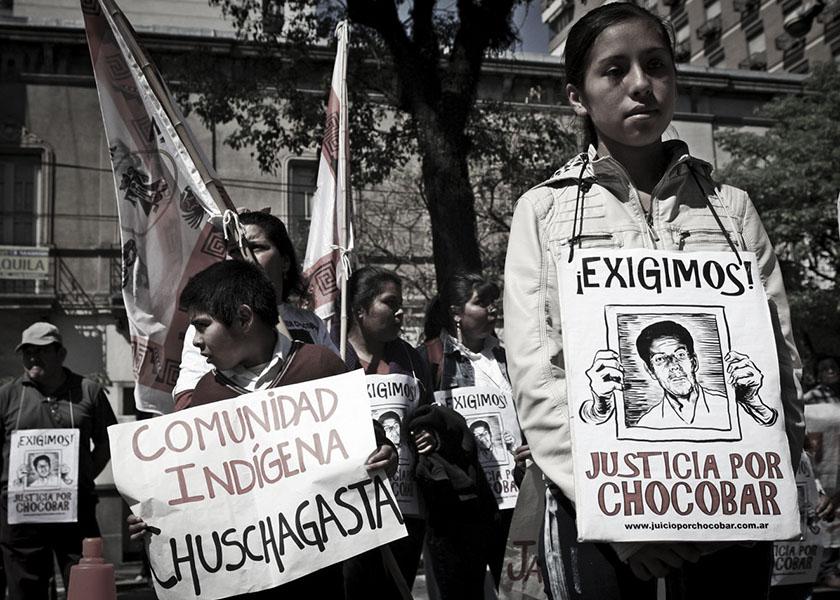 Justicia Chocobar Chuschagasta